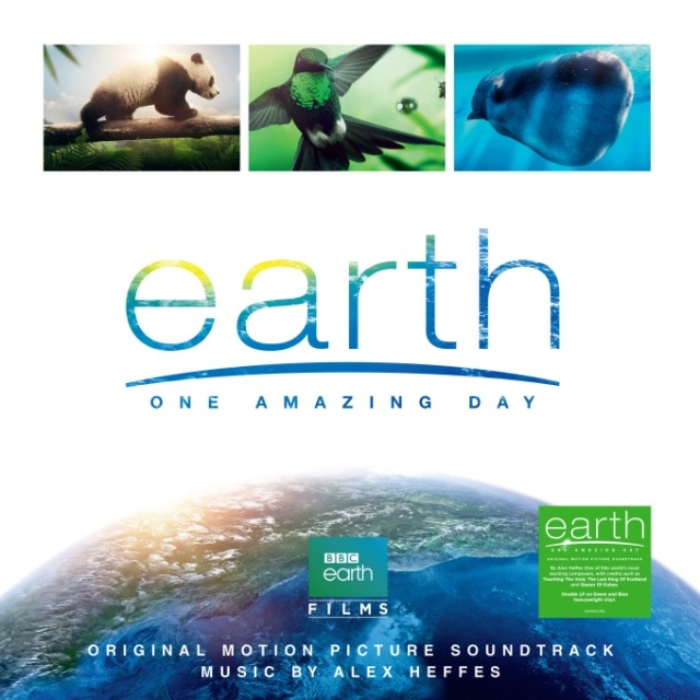 earth:one amazing day